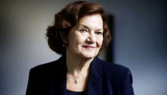 A historiadora e psicanalista francesa Elisabeth Roudinesco