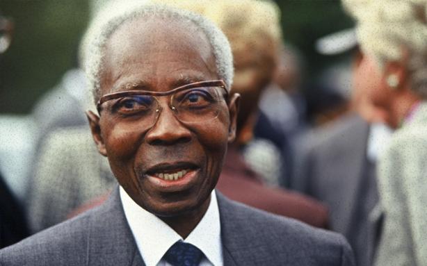 O político, intelectual e escritor senegalês Léopold Sédar Senghor (Foto: Serge Philippe Lecourt)