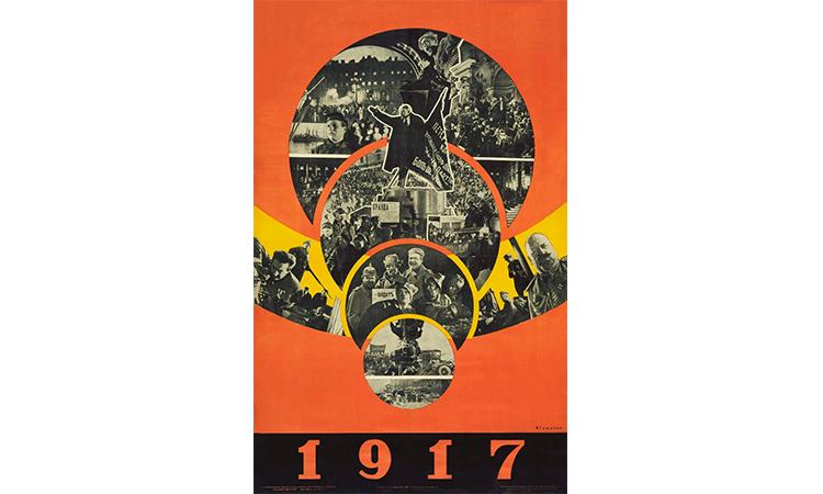 1917, um ano revolucionário