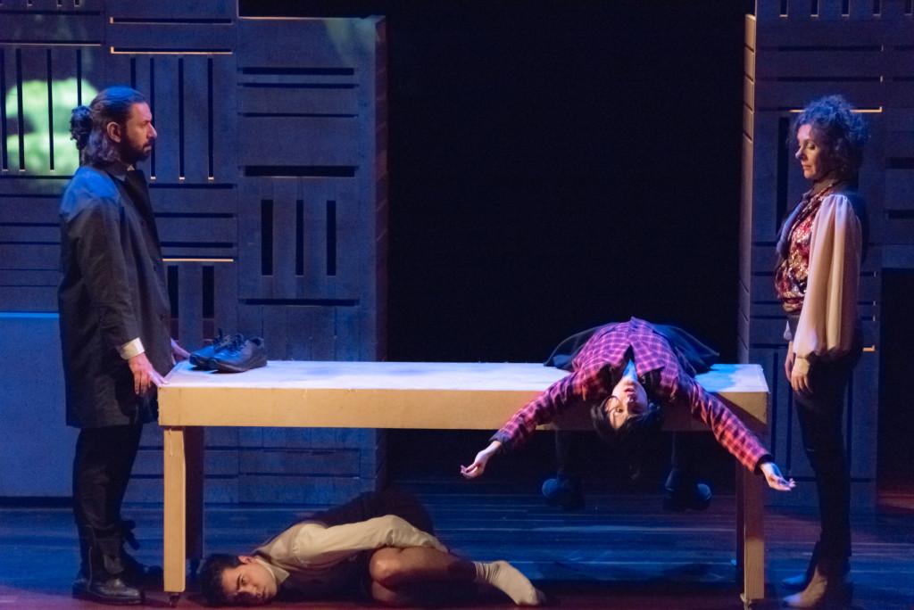 A persistência do teatro narrativo