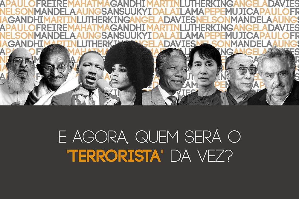 """Quem será o """"terrorista"""" da vez?"""