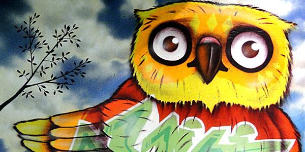 Arte de rua, arte de todo dia: uma reflexão sobre a expressão humana e a vida
