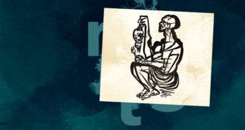 Os canibais por Salvador Dalí (Arte Andreia Freire)