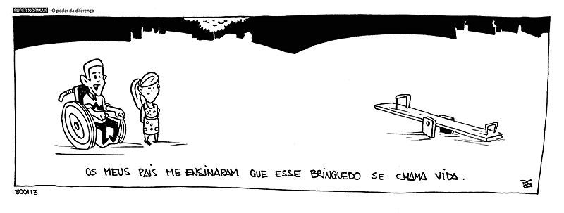 Desenho do Rafa Camargo que diz tudo