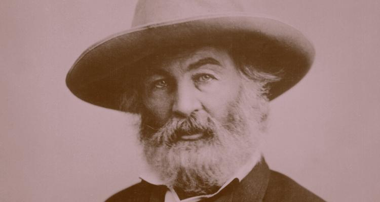 Há 165 anos perdida, novela de Walt Whitman é recuperada por pesquisador americano