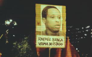 Rafael Braga, cujo caso é tema para exposição no Tomie Ohtake