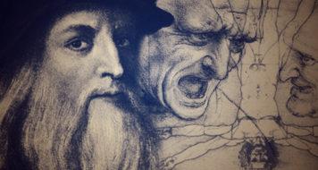 Leonardo Da Vinci (Arte: Revista CULT)