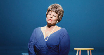 Ella Fitzgerald em 1960. (Foto: NBC/Getty Archive)