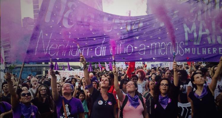 Brasil tem movimentos de mulheres mais estruturados do mundo, diz pesquisadora