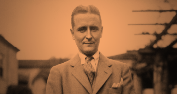 F. Scott Fitzgerald (Foto: Reprodução)