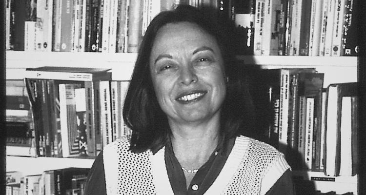 A escritora Nélida Piñon (Foto: Elisa Cabot)