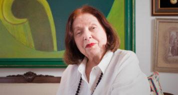 A autora Nélida Piñon (Foto: Simone Marinho)