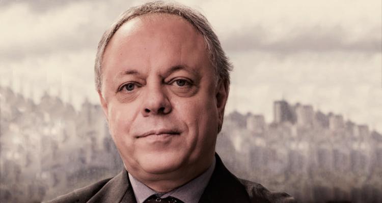 O sociólogo Carlos Muanis, organizador do livro 'Crise das esquerdas' (Foto CDN / Divulgação)