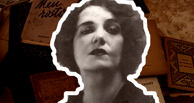 Obra de Gilka Machado volta a circular após 24 anos fora de catálogo