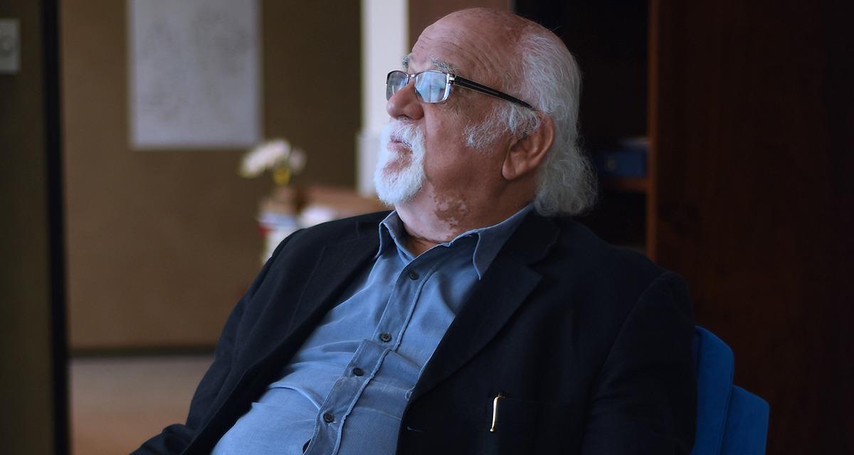 Danilo Santos de Miranda, o homem do Sesc