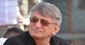 Alexander Sokurov no festival Open Library (Reprodução)