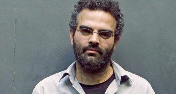 O escritor Gonçalo M. Tavares
