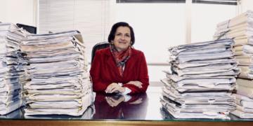a juíza Kenarik Boujikian