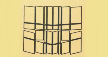 Capa da edição brasileira de 'Minima moralia', de Adorno (Reprodução)