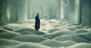 Frame do filme 'O stalker', de Andrei Tarkovski (Reprodução)