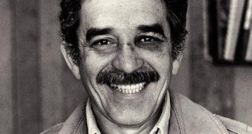 Gabriel García Márquez com o olho roxo