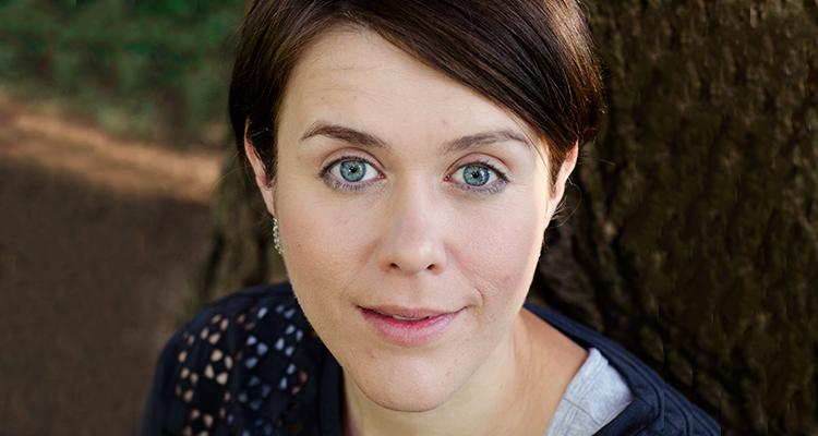 A pesquisadora Helena Kelly, autora de 'Jane Austen, secret radical' (Foto Mim Saxl / Divulgação)