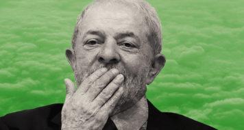 O ex-presidente Lula, condenado a nove anos de prisão nesta quarta (12) pelo juiz Sérgio Moro