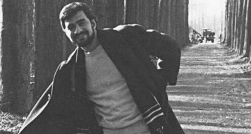 Roberto Machado, década de 1960 (Cortesia Roberto Machado)