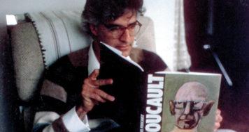 Roberto Machado, década de 1980 (Cortesia Roberto Machado)