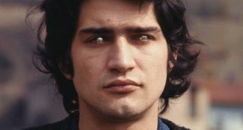 O artista Giuseppe Penone