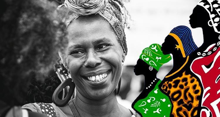 Primeira Marcha das Mulheres Negras
