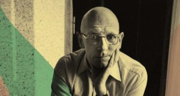 Michel Foucault (Marc Trivier/ Reprodução)