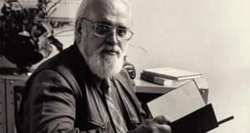 Haroldo de Campos (Foto German Lorca / Divulgação)