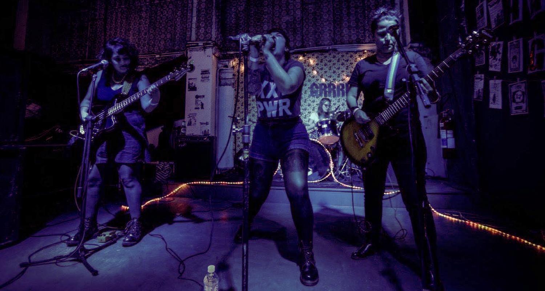A banda paulistana Charlotte Matou Um Cara (Divulgação)