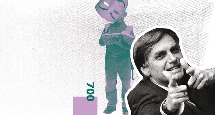 O complô comunista como matriz governamental de Bolsonaro