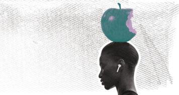 O servo digital (Arte Andreia Freire)