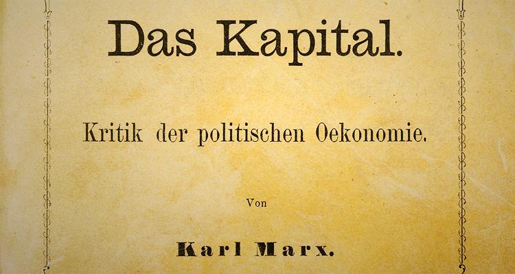 imagem-site_Marx_Das Kapital. Crédito: Reprodução