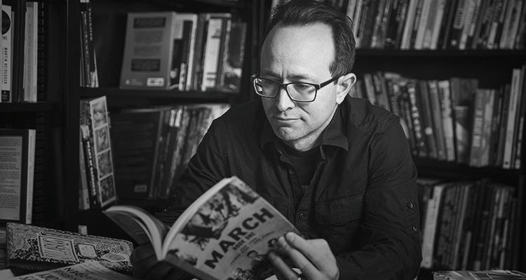 Barreiras da academia são de linguagem, não de inteligência, diz autor de tese em quadrinhos