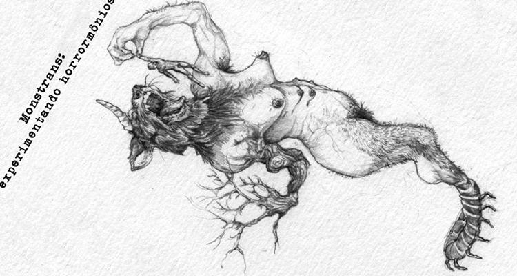 Lino Arruda, Monstrans: experimentando horrormônios (Reprodução)