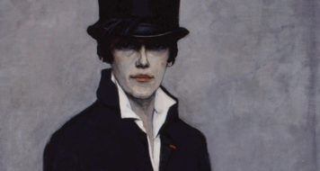 Romaine Brooks, Autorretrato, 1923 (Museum de arte americano Smithsonian, Washington)