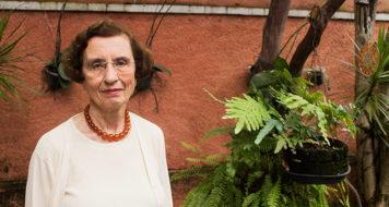 A historiadora Anita Leocádia Prestes (Foto Ana Yumi Kajiki)