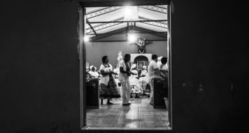 Violência religiosa 3 (Foto Roger Cipó)