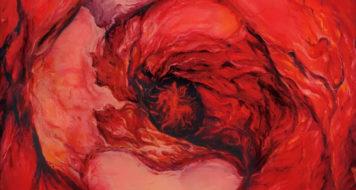 'O buraco', de Telmo Lanes, 2004. Obra que estava em exposição na mostra 'Queermuseu' (Divulgação)