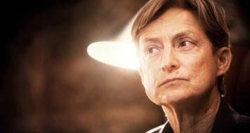 Judith Butler (Foto Thomas Karlsson)