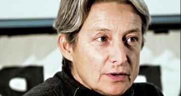 A filósofa Judith Butler