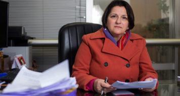 A juíza Kenarik Boujikian (Foto Juh Guedes)