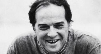 O poeta Roberto Piva (Rui Feliciano)