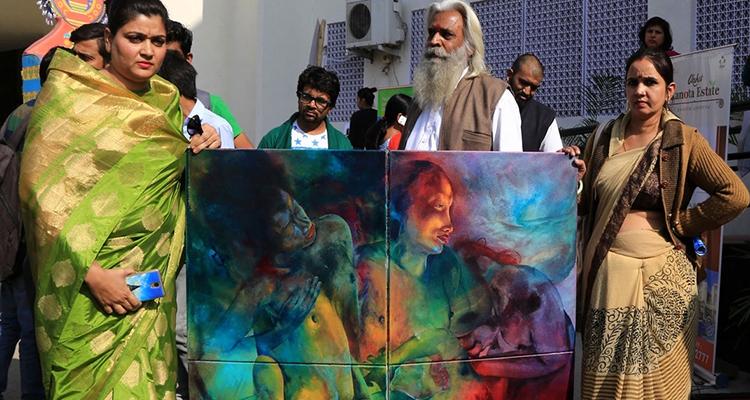Em 2016, ONG contabilizou mais de mil casos de ataques a obras e artistas em 78 países