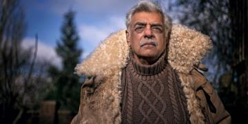 O escritor e ativista paquistanês Tariq Ali (Sarah Lee/The Guardian/Reprodução)