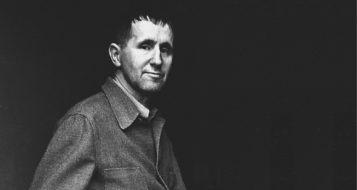 Bertold Brecht (Foto Fred Stein / Divulgação)